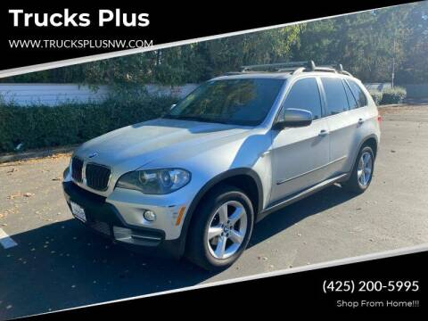 2007 BMW X5 for sale at Trucks Plus in Seattle WA