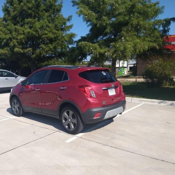 2014 Buick Encore Premium 4dr Crossover - Mckinney TX