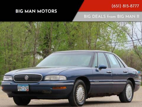 1997 Buick LeSabre for sale at Big Man Motors in Farmington MN