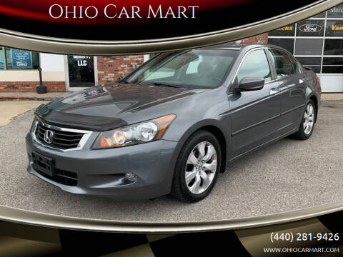 2010 Honda Accord for sale at Ohio Car Mart in Elyria OH