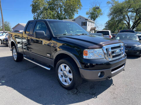 2008 Ford F-150 for sale at Virginia Auto Mall in Woodford VA
