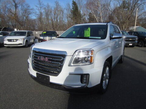 2016 GMC Terrain for sale at Auto Choice of Middleton in Middleton MA