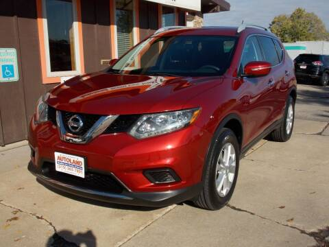 2014 Nissan Rogue for sale at Autoland in Cedar Rapids IA