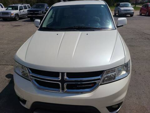 2013 Dodge Journey for sale at All State Auto Sales, INC in Kentwood MI