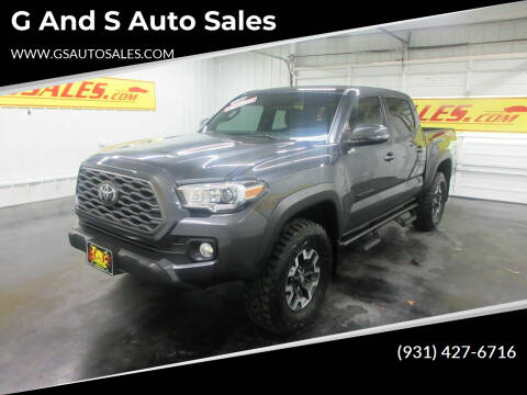 2020 Toyota Tacoma for sale at G and S Auto Sales in Ardmore TN