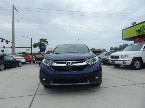 2017 Honda CR-V for sale at Auto Outlet of Sarasota in Sarasota FL