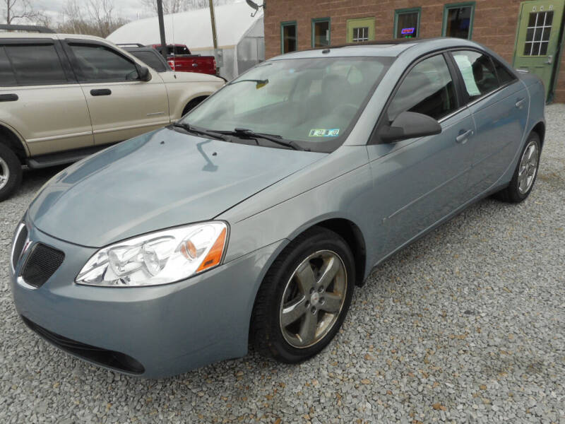 2007 Pontiac G6 for sale at Sleepy Hollow Motors in New Eagle PA