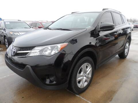 2013 Toyota RAV4 for sale at America Auto Inc in South Sioux City NE