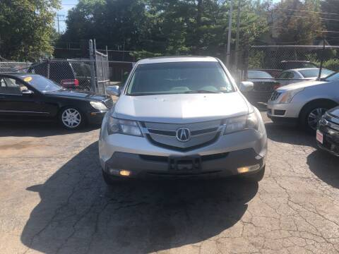 2007 Acura MDX for sale at Six Brothers Auto Sales in Youngstown OH