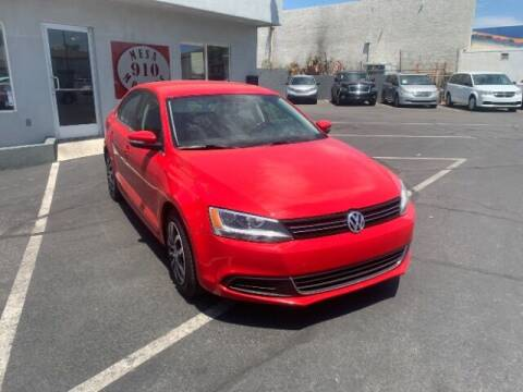2013 Volkswagen Jetta for sale at Curry's Cars Powered by Autohouse - Brown & Brown Wholesale in Mesa AZ
