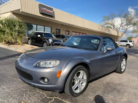 2006 Mazda MX-5 Miata for sale at Top Garage Commercial LLC in Ocoee FL