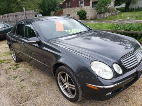 2004 Mercedes-Benz E-Class for sale at Northwoods Auto & Truck Sales in Machesney Park IL