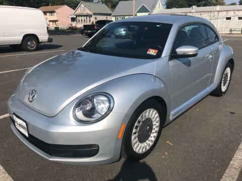 2013 Volkswagen Beetle for sale at EZ Auto Sales , Inc in Edison NJ
