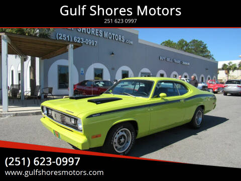 1972 Plymouth Duster for sale at Gulf Shores Motors in Gulf Shores AL