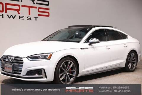 2018 Audi S5 Sportback for sale at Fishers Imports in Fishers IN