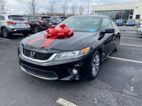 2015 Honda Accord for sale at Charlotte Auto Group, Inc in Monroe NC