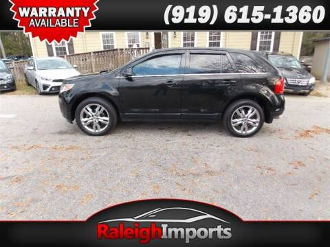 2013 Ford Edge for sale at Raleigh Imports in Raleigh NC