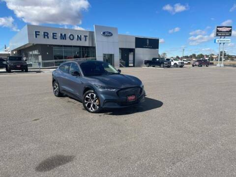 2021 Ford Mustang Mach-E for sale at Rocky Mountain Commercial Trucks in Casper WY