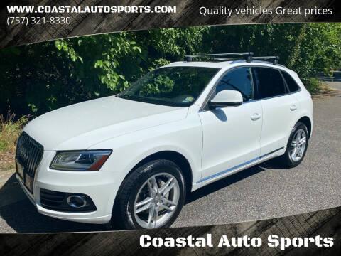 2013 Audi Q5 for sale at Coastal Auto Sports in Chesapeake VA