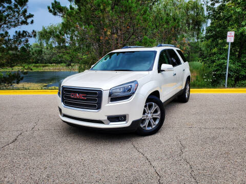 2014 GMC Acadia for sale at Excalibur Auto Sales in Palatine IL