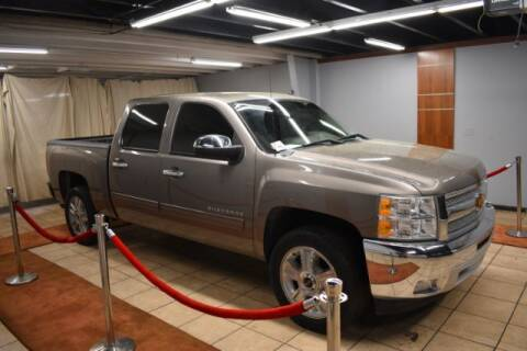 2012 Chevrolet Silverado 1500 for sale at Adams Auto Group Inc. in Charlotte NC