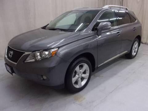 2012 Lexus RX 350 for sale at Paquet Auto Sales in Madison OH