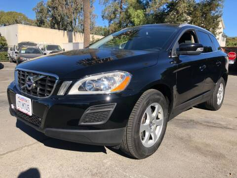 2012 Volvo XC60 for sale at Martinez Truck and Auto Sales in Martinez CA