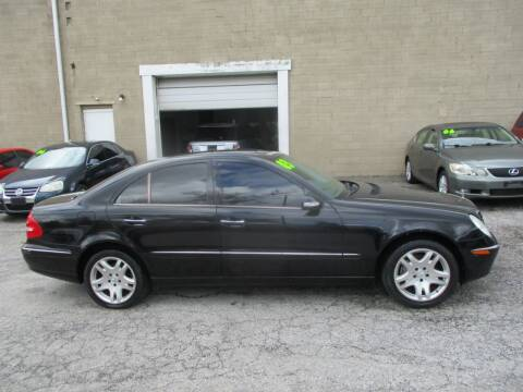 2003 Mercedes-Benz E-Class for sale at Ideal Auto in Kansas City KS