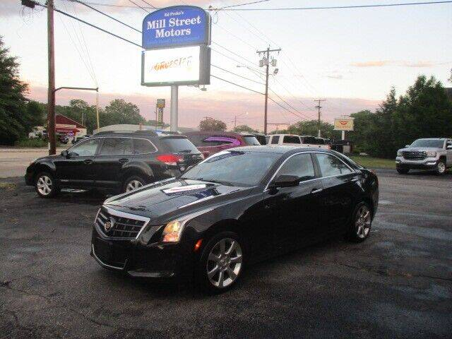 2013 Cadillac ATS for sale at Mill Street Motors in Worcester MA
