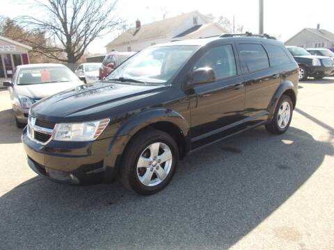 2010 Dodge Journey for sale at Jenison Auto Sales in Jenison MI