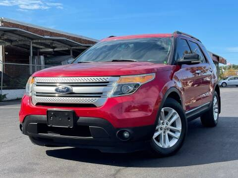 2011 Ford Explorer for sale at MAGIC AUTO SALES in Little Ferry NJ