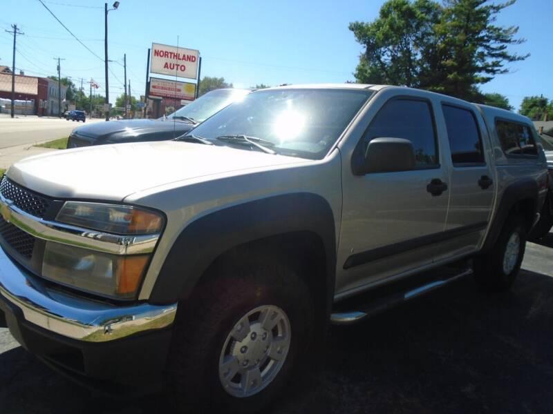 2006 Chevrolet Colorado for sale at NORTHLAND AUTO SALES in Dale WI