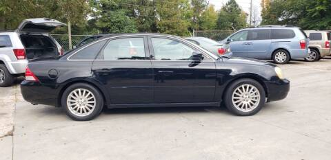 2006 Mercury Montego for sale at On The Road Again Auto Sales in Doraville GA