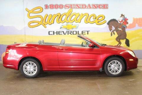 2008 Chrysler Sebring for sale at Sundance Chevrolet in Grand Ledge MI