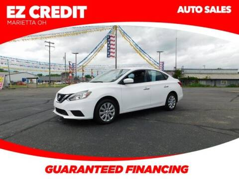2018 Nissan Sentra for sale at Pioneer Family preowned autos in Williamstown WV