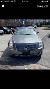 2010 Cadillac CTS for sale at Worldwide Auto Sales in Fall River MA