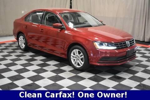 2018 Volkswagen Jetta for sale at Vorderman Imports in Fort Wayne IN