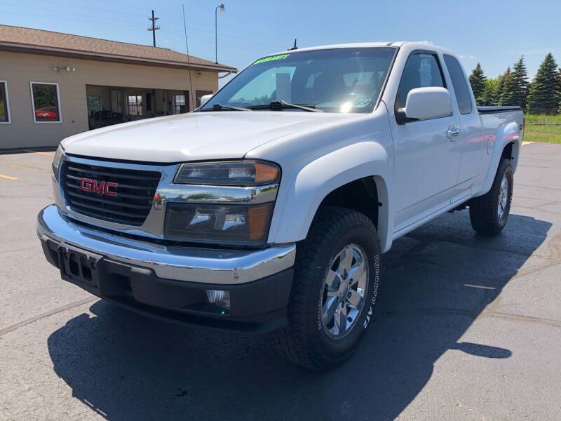 2011 GMC Canyon for sale at Mike's Budget Auto Sales in Cadillac MI