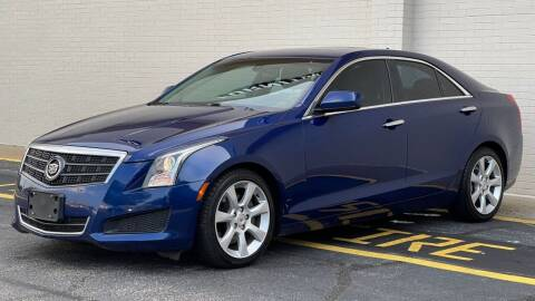 2013 Cadillac ATS for sale at Carland Auto Sales INC. in Portsmouth VA