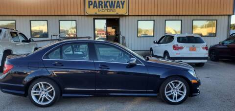 2014 Mercedes-Benz C-Class for sale at Parkway Motors in Springfield IL