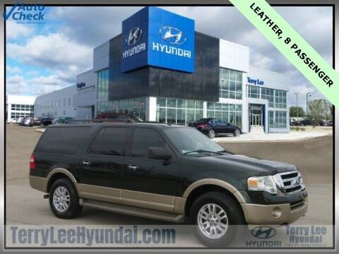 2013 Ford Expedition EL for sale at Terry Lee Hyundai in Noblesville IN