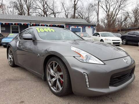 2013 Nissan 370Z for sale at AutoLink LLC in Dayton OH