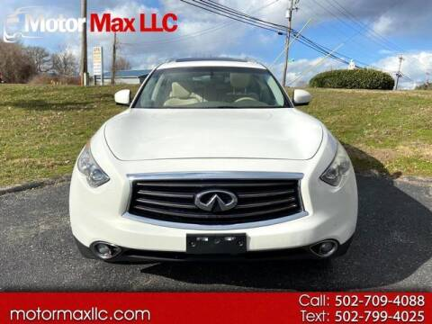2013 Infiniti FX37 for sale at Motor Max Llc in Louisville KY