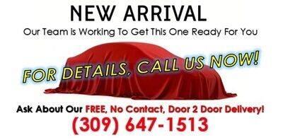 2021 Chevrolet Silverado 1500 for sale in Canton, IL