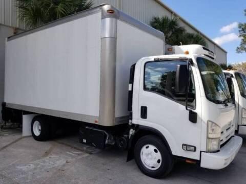 2011 Isuzu NPR-HD for sale at Transportation Marketplace in West Palm Beach FL