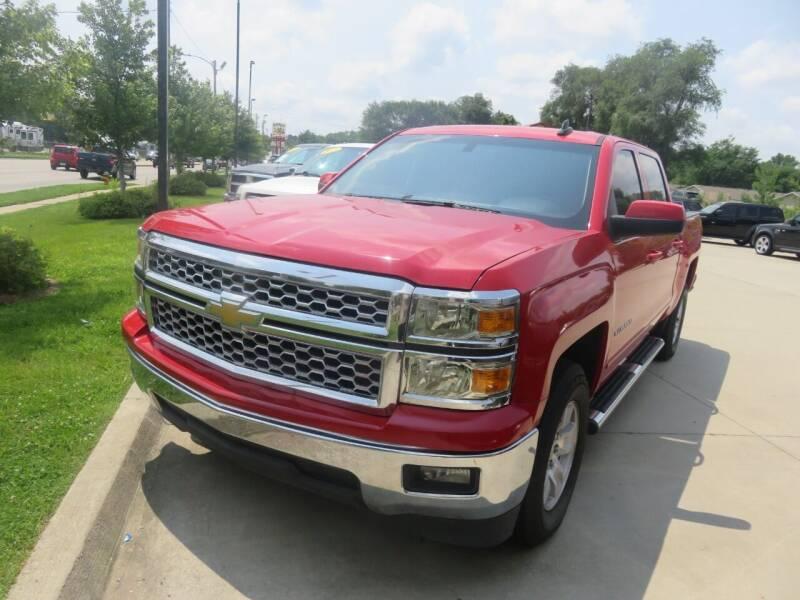 2015 Chevrolet Silverado 1500 for sale at Azteca Auto Sales LLC in Des Moines IA