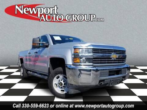 2015 Chevrolet Silverado 2500HD for sale at Newport Auto Group in Austintown OH