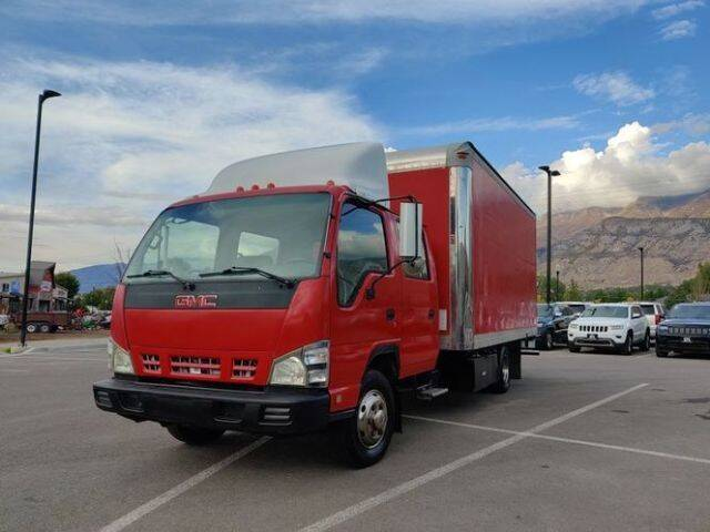 2007 GMC W4500 for sale at Dastrup Auto in Lindon UT