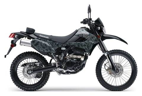 2020 Kawasaki KLX 250 Camo for sale at Powersports of Palm Beach in Hollywood FL