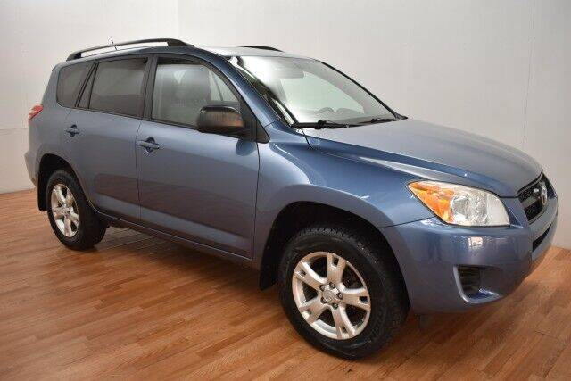 2011 Toyota RAV4 for sale at Paris Motors Inc in Grand Rapids MI